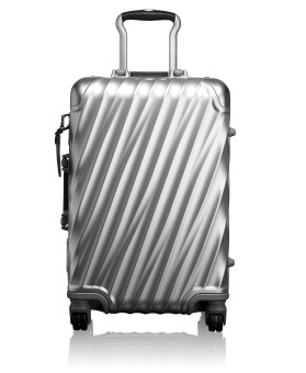 Mala de Cabine 56cm International Prateada - 19 Degree Aluminium - Tumi