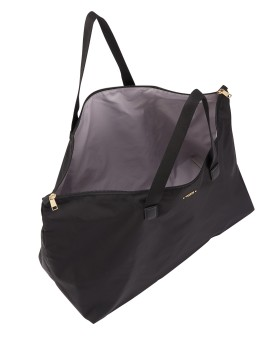 Bolsa de Ombro Just in Case® Preto - Voyageur  - Tumi